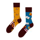 Boeken studie sokken