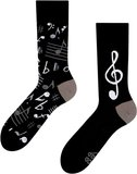 muzieknoten sokken