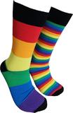 Regenboog streep mismatch