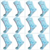 12-pack verpleeg mismatch socks