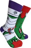 monster voet sokken halloween