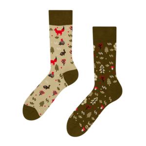 bos herfst sokken