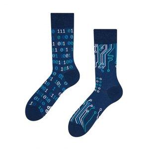 Techniek printplaat sokken