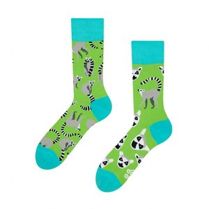 Ringstaart sokken