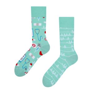 Dokter zuster ziek sokken
