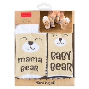 003) Mama bear, baby bear