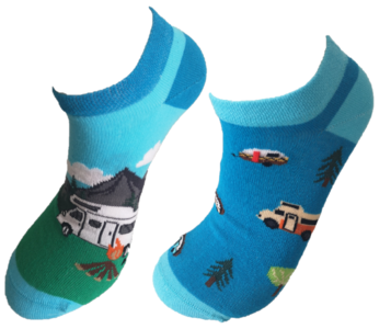 camping sokken