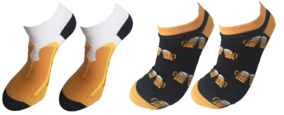 bier sneaker sokken voordeel giftset