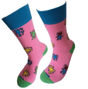 Haring kunst sokken
