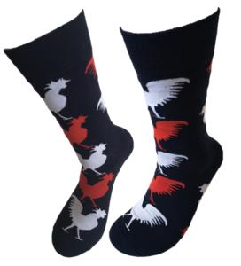 Chicken kippen sokken
