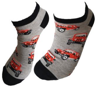 Jeep sneaker sokken
