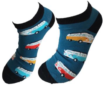 VW sneaker sokken