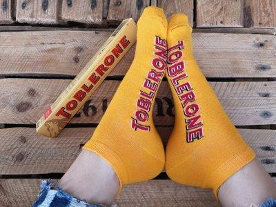 Sneaker Toblerone