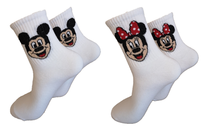 mickey mouse - minie mouse