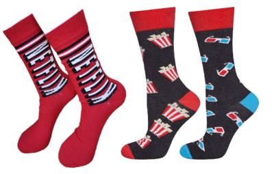 film sokken set - sushi sokken